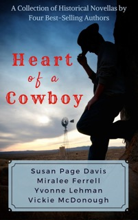 Heart of a Cowboy cover