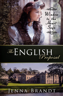 The English Proposal Ebook cover