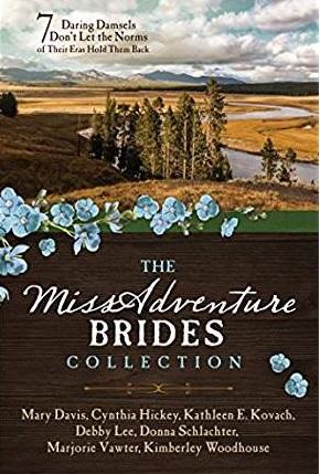 MissAdventure Brides Cover